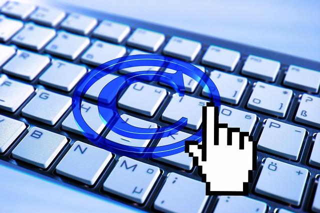 זכויות יוצרים באינטרנט